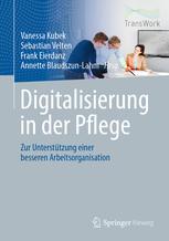 Buchcover Digitalisierung in der Pflege